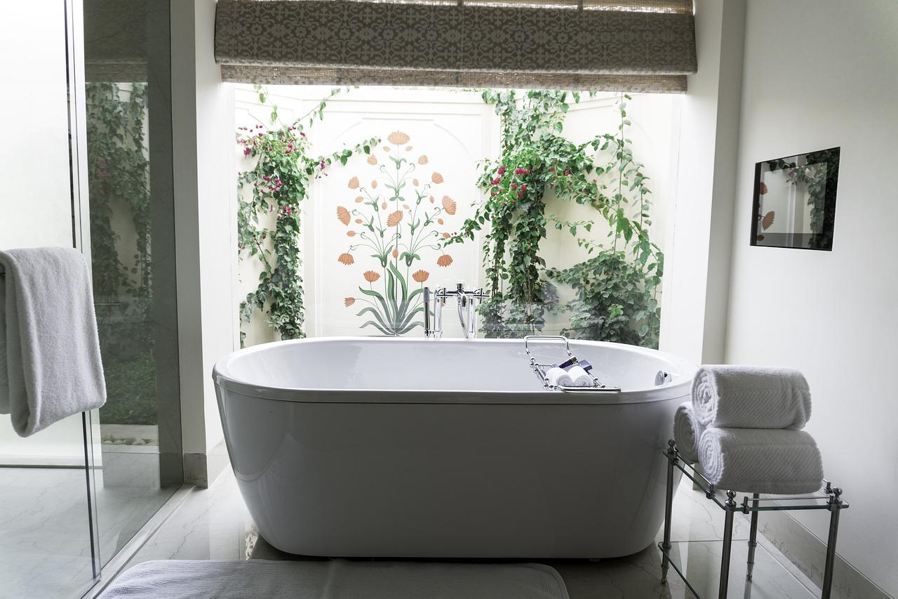 Fenêtre en PVC pour la salle de bains ?